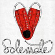 Sole Mate Art Print
