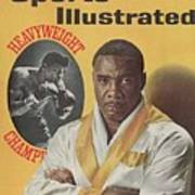 Sonny Liston, Heavyweight Boxing Sports Illustrated Cover Art Print