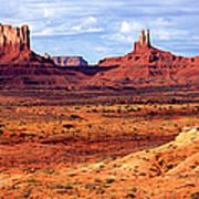 Southwest Scenery Art Print