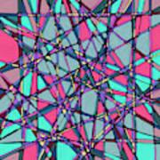 Spaces We Inhabit #010 Art Print