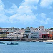 Spain, Canary Islands, Fuerteventura Art Print