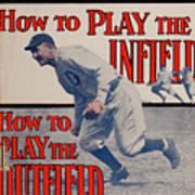 Spalding Baseball Guide Art Print