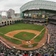 St. Louis Cardinals V Houston Astros Art Print