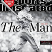 Stan Musial, The Man 1920 - 2013 Sports Illustrated Cover Art Print