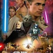 Star Wars Episode II Art Print