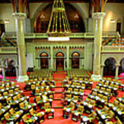 State House Capitol Building, Albany Art Print