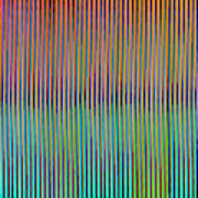 Static Movement Art Print