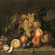 Still Life, 1808 Art Print