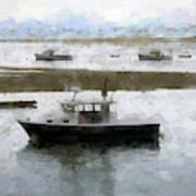 Summer On Cape Cod Xxxii Art Print