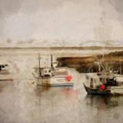 Summer On Cape Cod Xxxiv Art Print