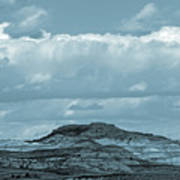 Sundance Of The Badlands Art Print
