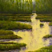 Sunrise Glow Art Print