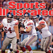 Super Bowl Xlvi... Sports Illustrated Cover Art Print