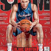 Super Natural: Blake Griffin SLAM Cover Art Print