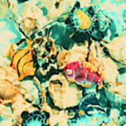 Synthetic Seas Art Print