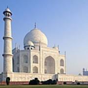 Taj Mahal, Agra, Uttar Pradesh, India Art Print