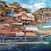 Talicud Art Print
