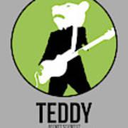 Teddybear Art Print