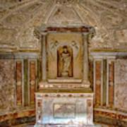 Tempietto Di Bramante Art Print