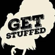 ce22c90595 Thanksgiving Shirt Funny Get Stuffed Turkey Family Dinner Digital ...