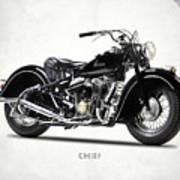 The 1947 Chief Art Print