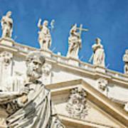 The Apostle Peter Vatican City Art Print