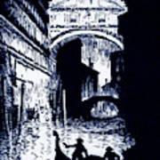 The Assignation By Edgar Allan Poe Art Print