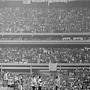 The Beatles At Shea Stadium, Our Mets Art Print