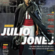 The Best Issue The Legend Of Julio Jones Sports Illustrated Cover Art Print