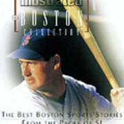 The Boston Collection The Best Boston Sports Stories From Sports Illustrated Cover Art Print
