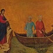 The Calling Of The Apostles Peter Art Print