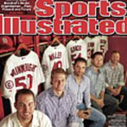The Cardinal Way Baseballs Model Organization...past Sports Illustrated Cover Art Print