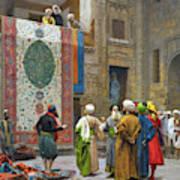 The Carpet Merchant - Digital Remastered Edition Art Print