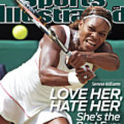 The Championships - Wimbledon 2010 Day Twelve Sports Illustrated Cover Art Print