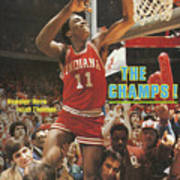 The Champs Hoosier Hero Isiah Thomas Sports Illustrated Cover Art Print