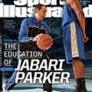 The Education Of Jabari Parker Sports Illustrated Cover Art Print