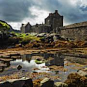 The Eilean Donan Castle Art Print