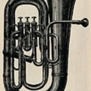 The Euphonium Art Print