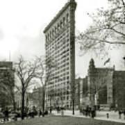 The Flatiron Building 1903 Art Print