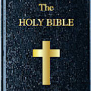 The Holy Bible Art Print