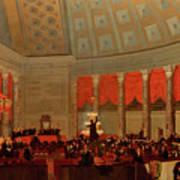 The House Of Representatives, 1822 Art Print