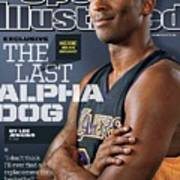 The Last Alpha Dog Sports Illustrated Cover Art Print