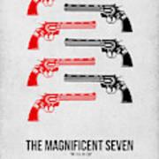 The Magnificent Seven Art Print