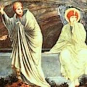 The Morning Of The Resurrection 1882 Art Print