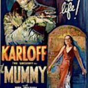 The Mummy 1932 Film Art Print