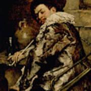 The Noble Guard Art Print
