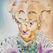 The Princess Art Print