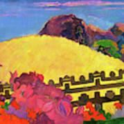 The Sacred Mountain - Digital Remastered Edition Art Print