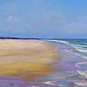 The Shoreline Art Print