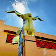 The Woofus - State Fair Of Texas Art Print